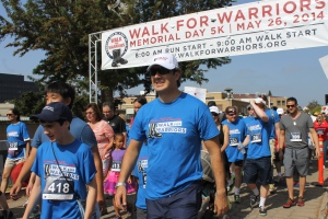 Marin Aleksov | Walk for Warriors