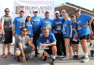 Rosland Capital Team