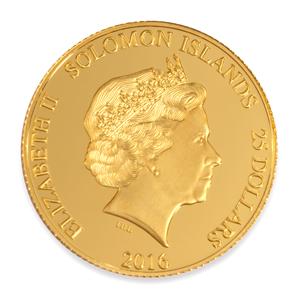 Back of British Grand Prix coin