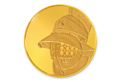 British Museum Gold Coin 2 Reverse 1.5oz