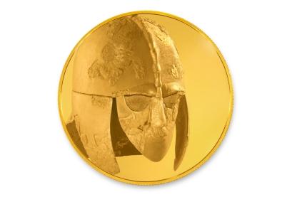 British Museum Gold Coin 3 Reverse 1-4oz