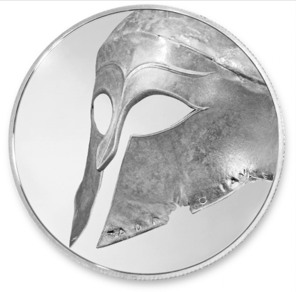 Greek-Silver-Helmet